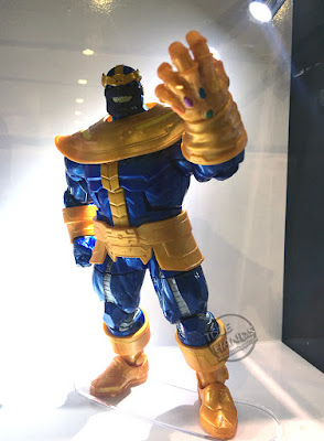 Hascon 2017 Hasbro Marvel Legends Action Figures Thanos