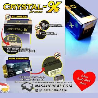 Kupas Tuntas Crystal X Ori PT. Nasa