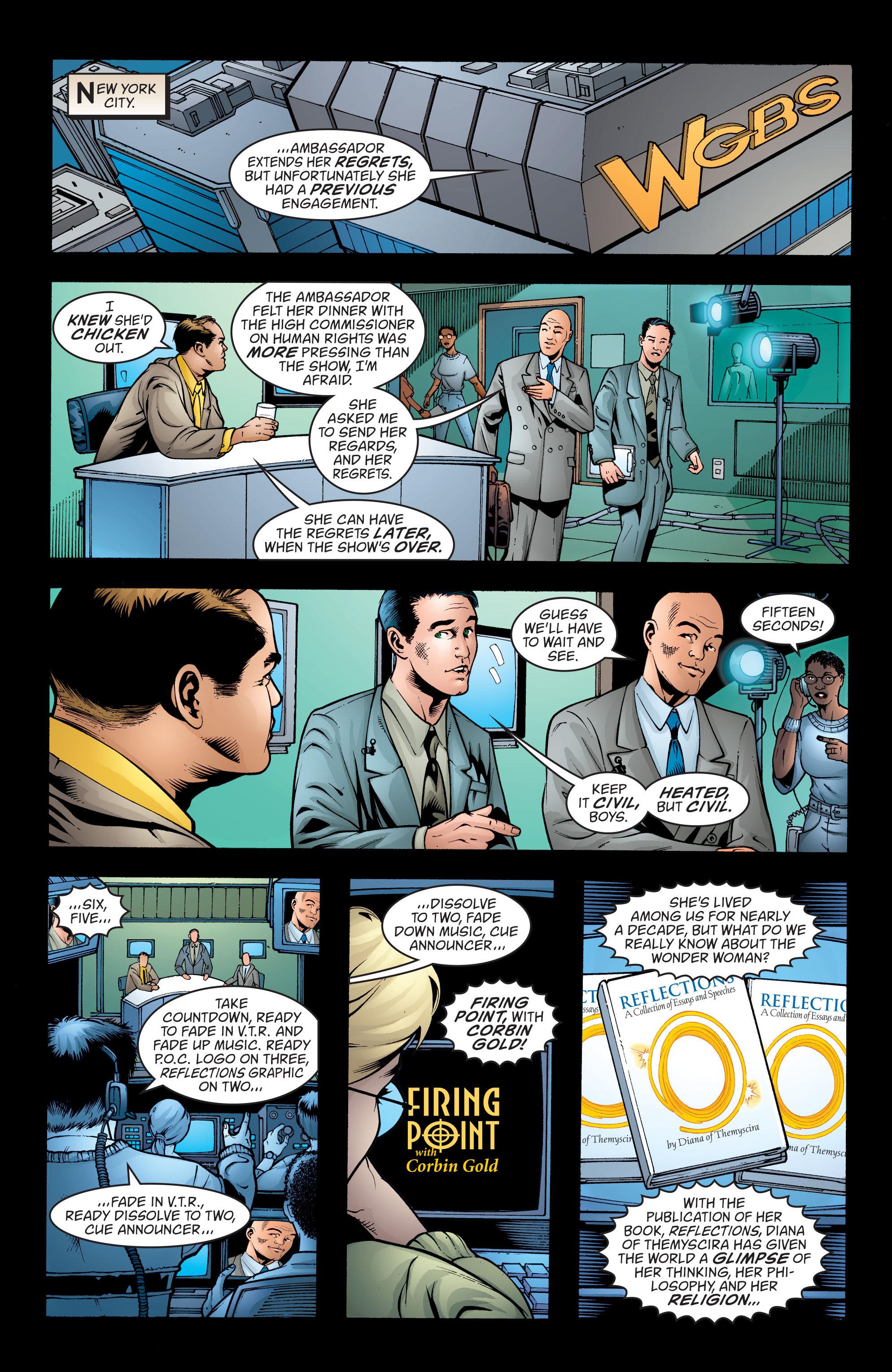 Read online Wonder Woman (1987) comic -  Issue #198 - 16