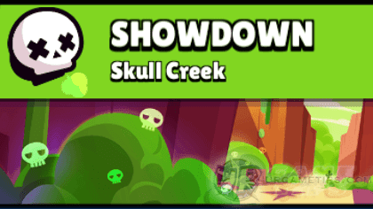 Brawl Stars: Best Brawlers to Play for Showdown Skull Creek Map