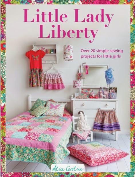 Little Lady Liberty by Alice Caroline book tour