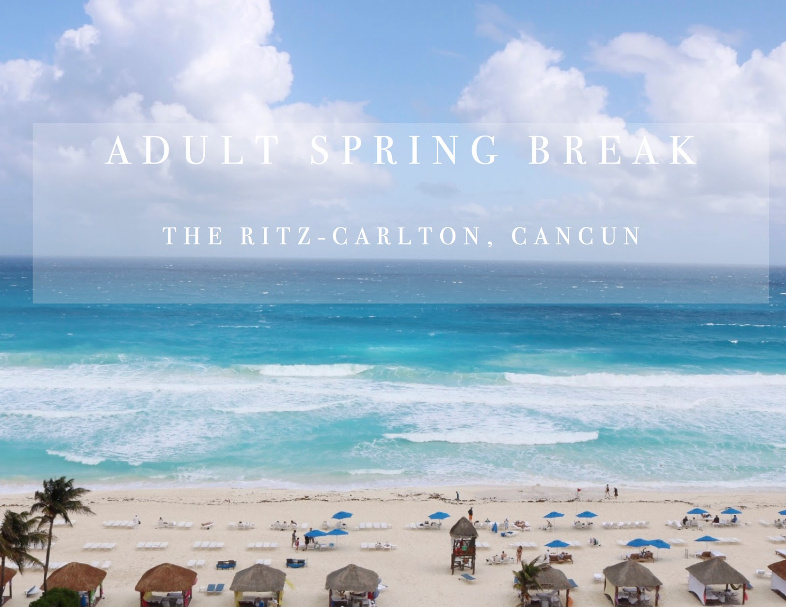 spring break for adults
