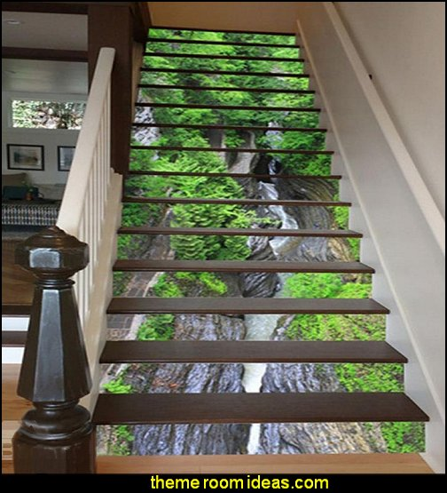 3D Wall Stickers Steps stairs stickers