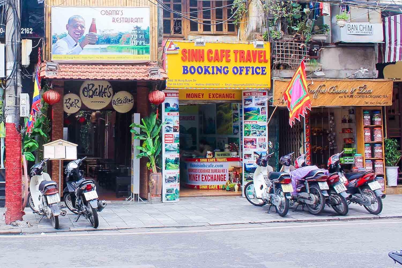 obamas restaurant hanoi vietnam