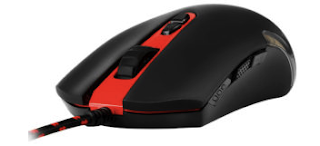 Msi Interceptor DS100 GAMING Mouse Software