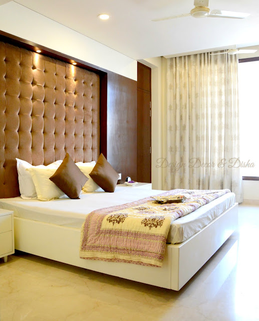 Bedroom with attached bathroom designs india