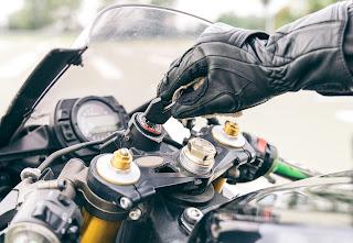 Preparar moto para el invierno