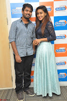 Shravya in skirt and tight top at Vana Villu Movie First Song launch at radio city 91.1 FM ~  Exclusive 144.JPG