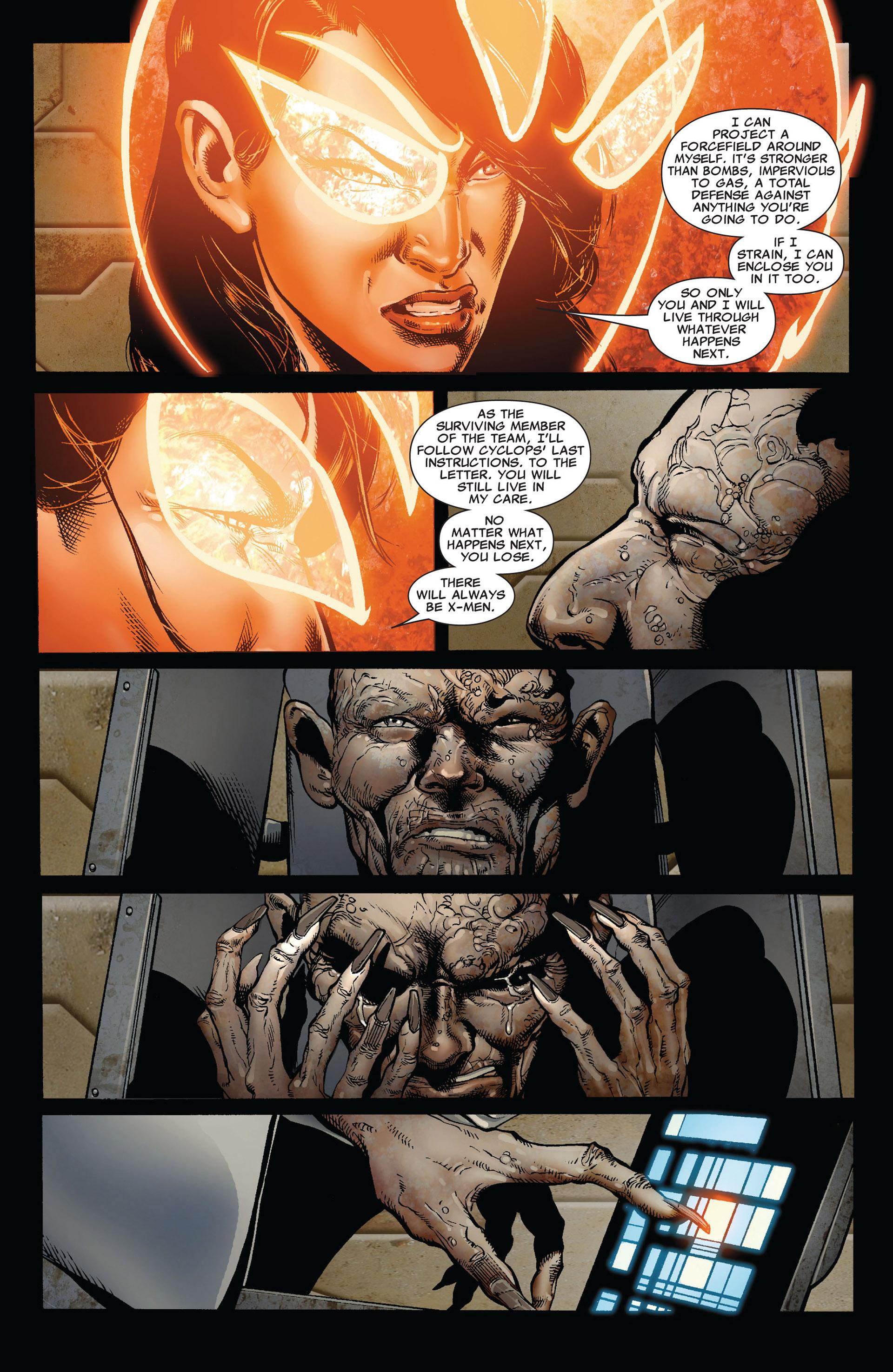 Read online Astonishing X-Men (2004) comic -  Issue #35 - 21