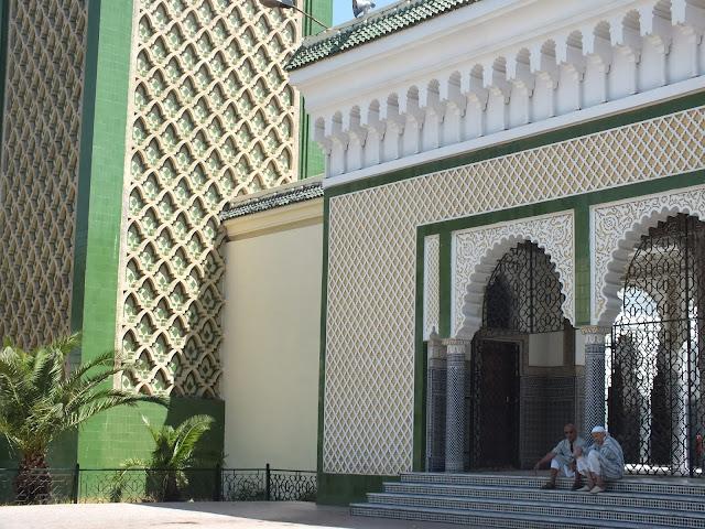 mezquita nueva Fez