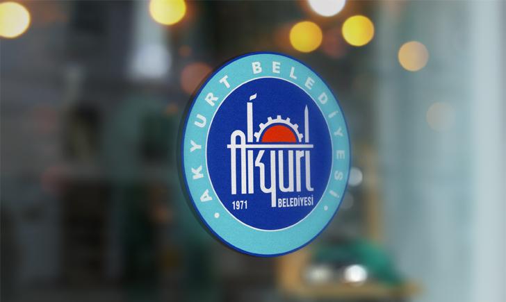 Ankara Akyurt Belediyesi Vektörel Logosu