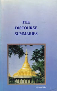 The Discourse Summaries by S. N. Goenka PDF Book Download