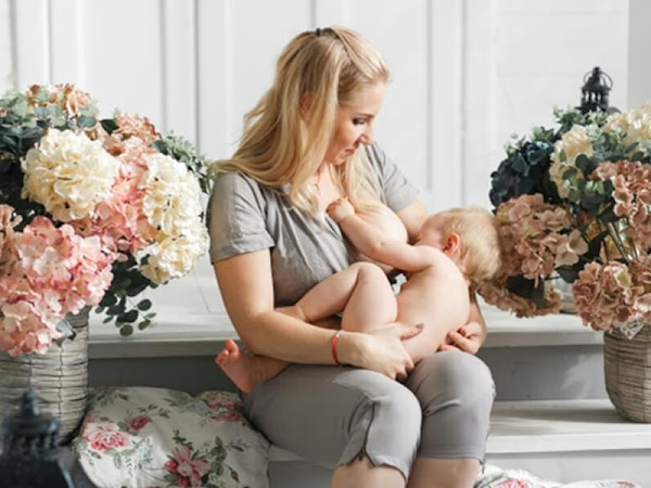 Benefícios da amamentação para a mãe e o bebê