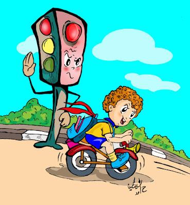أهم النصائح عند ركوب الدارجة