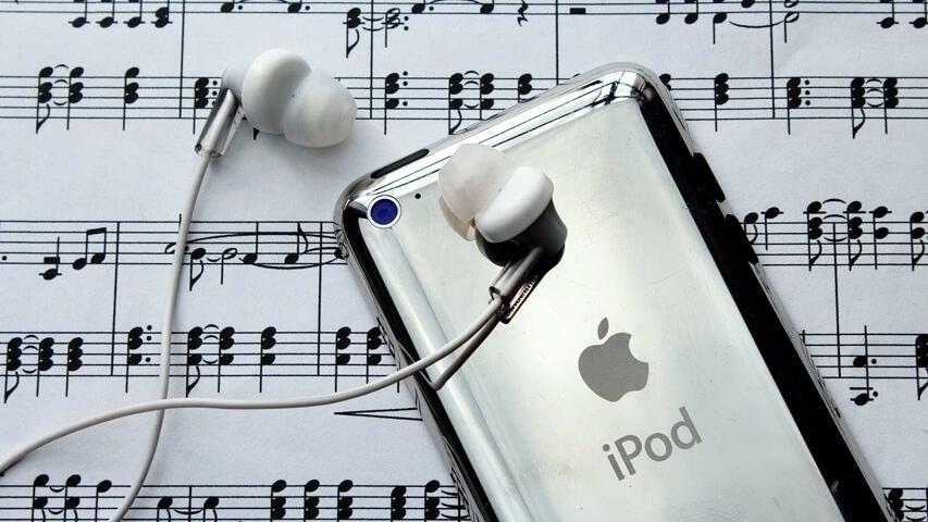 Perbedaan MP3 dan AAC dan Jenis File iPhone Lainnya