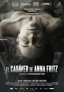 The Corpse of Anna Fritz (2015) – คน ซั่ม ศพ [บรรยายไทย]