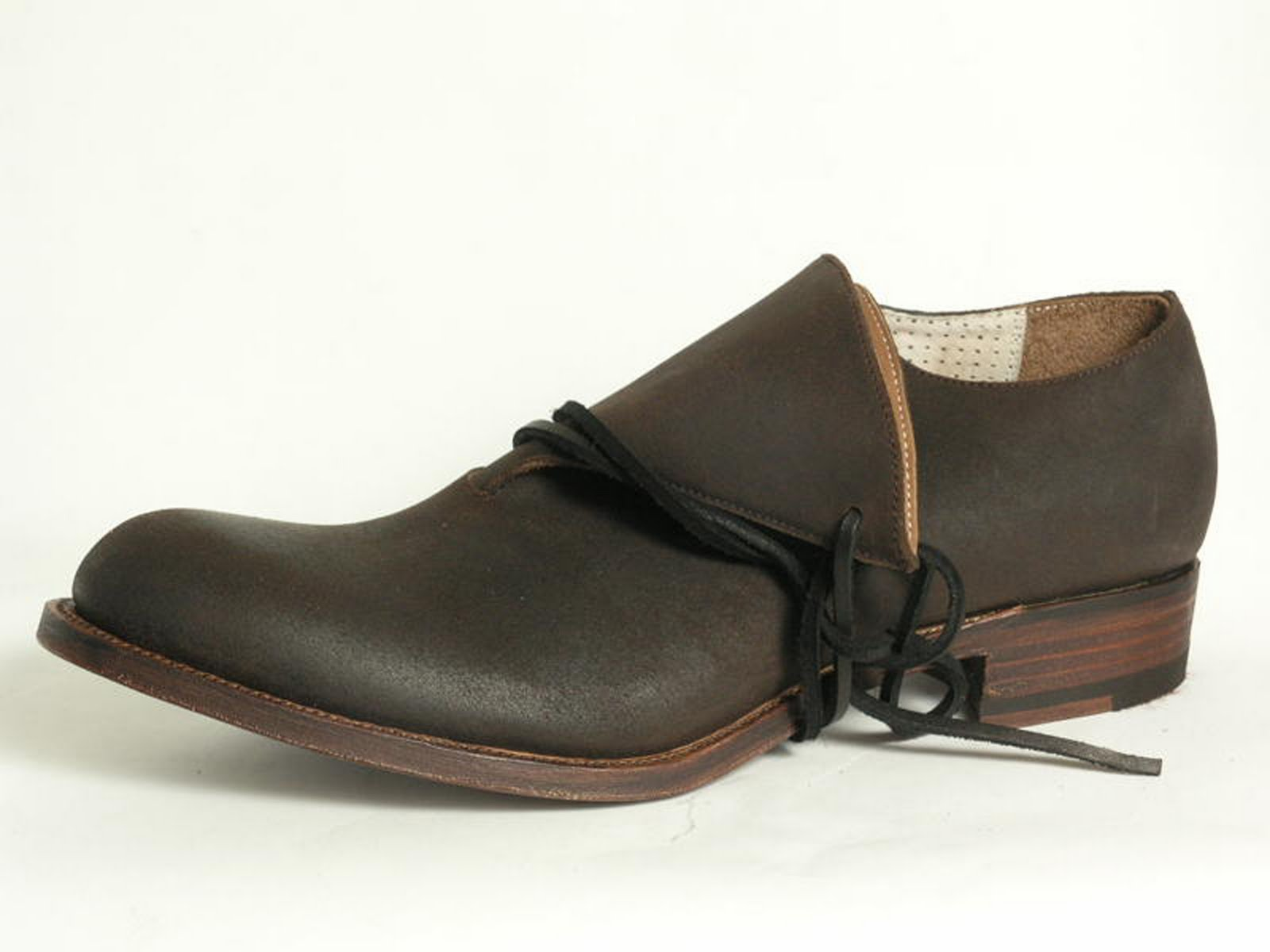 Andrew McDonald Shoemaker AW11 Collection