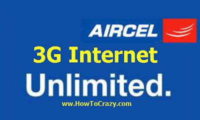 Aircel Unlimited Free Internet Using Proxy Working Trick May 2016