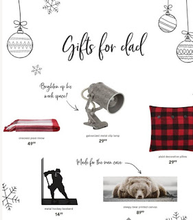 Bouclair Flyer Holiday Gift Ideas Valid Fri Dec 7 - 24, 2018