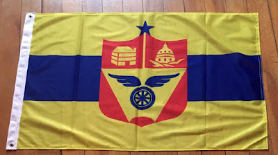 saint paul flag without banner