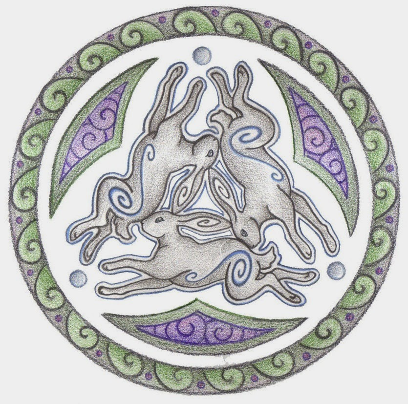 Nordic Wiccan Spring Equinox