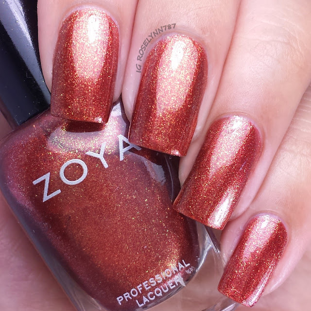 Zoya Autumn