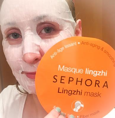 Sephora - Lingzhi Maske