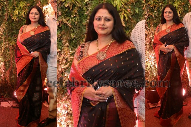 Jayasudha at Srija Wedding