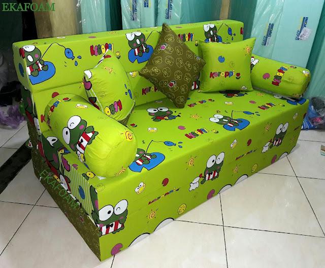 sofa bed inoac motif keroppy lama posisi sofa inoac
