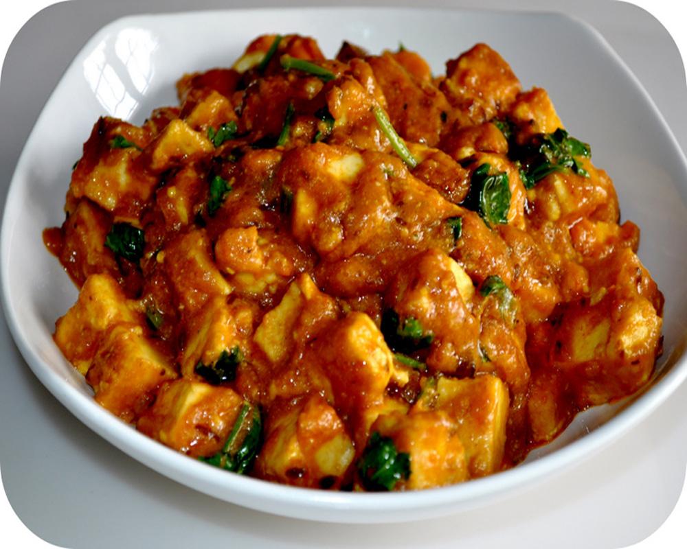 Paneer Tikka Masala   Paneer Recipes-A simple Version ...