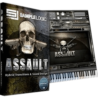 Sample Logic - ASSAULT KONTAKT Library
