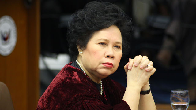 5 Times Miriam Defensor-Santiago Proved She Is The SAVAGE Queen!