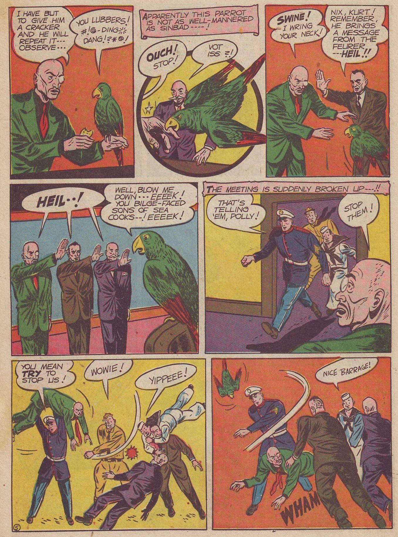 Read online All-American Comics (1939) comic -  Issue #37 - 42