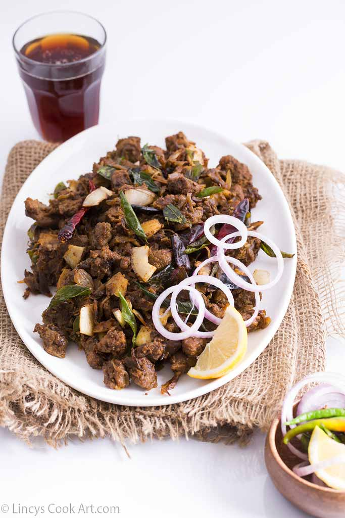 Kerala Chilli beef recipe