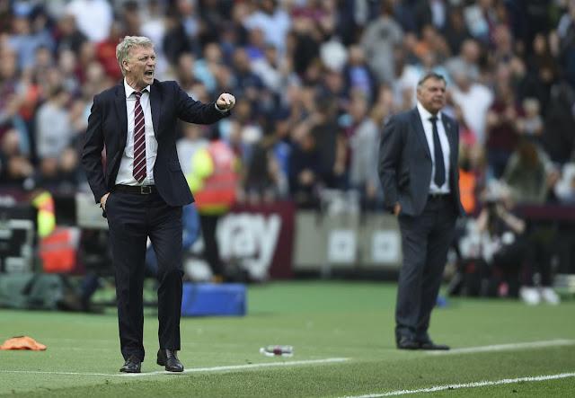 EPL: Moyes Leaves West Ham, Allardyce Fired