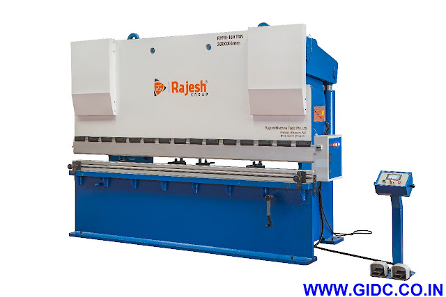 RAJESH MACHINE TOOLS PVT. LTD. Hydraulic Press Brake Machine - 9081055595 | 9724028080 | 9624895360