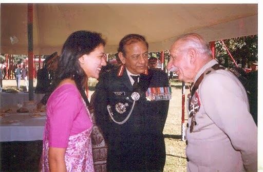 My Date With Fd Marshal Sam Manekshaw