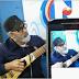 Visitó Radio Noticias Ricardo Zarra, El Trovador de Orán