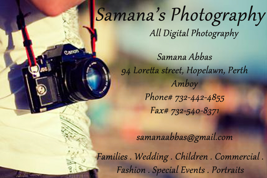 1 The Focal Point Of This Business Card Is Picture And Background It Clearly Shows That A Photographers Bright