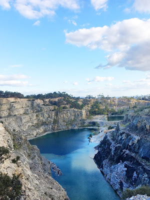 red hill quarry perth