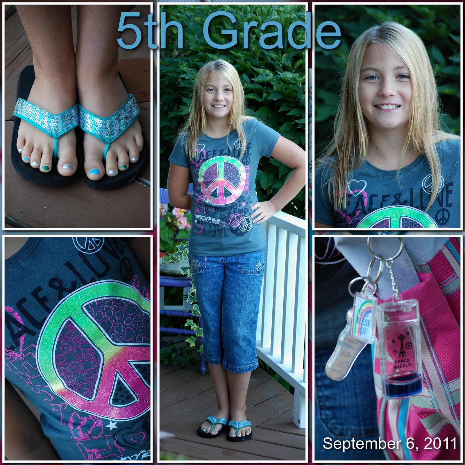 First Day Of School 5th Grade