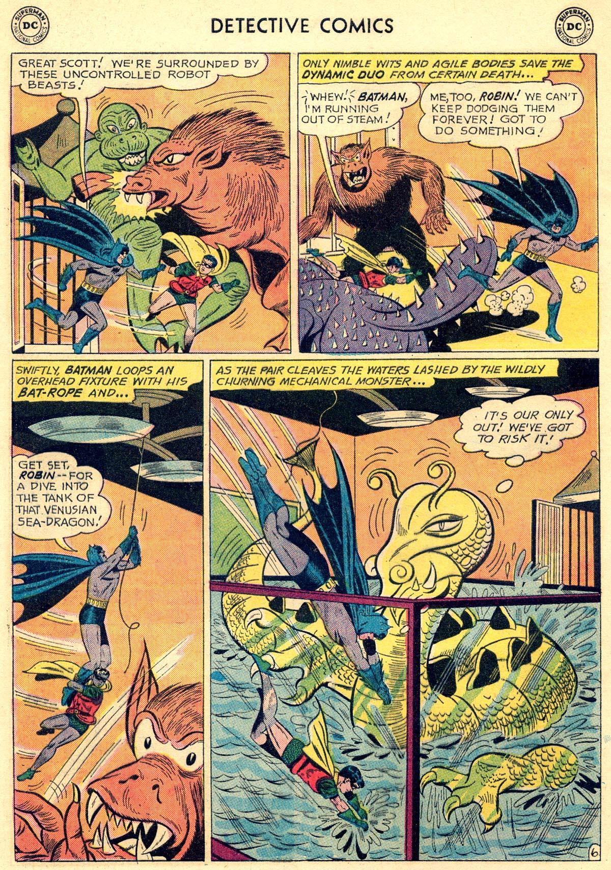 Detective Comics (1937) 303 Page 7