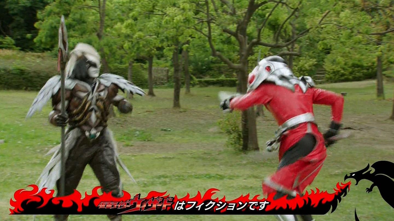 Kamen Rider Wizard Episode 44 Preview - JEFusion