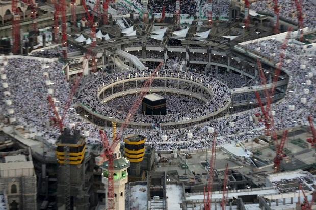 Makkah Nyaris Dihantam Rudal Balistik Houthi Yaman