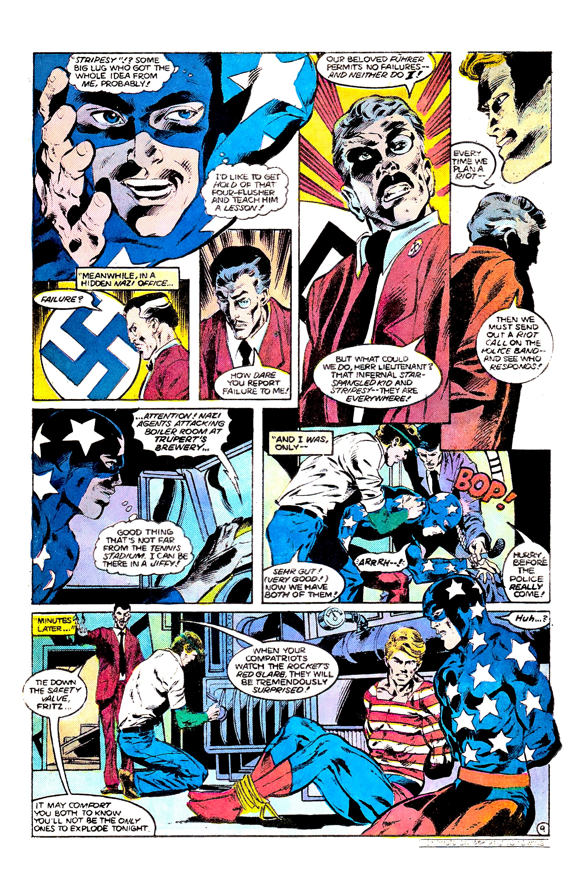 Read online Secret Origins (1986) comic -  Issue #9 - 12