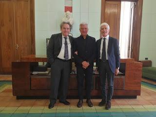 Fondazione Ravello, il Commissario Felicori incontra il sindaco di Salerno