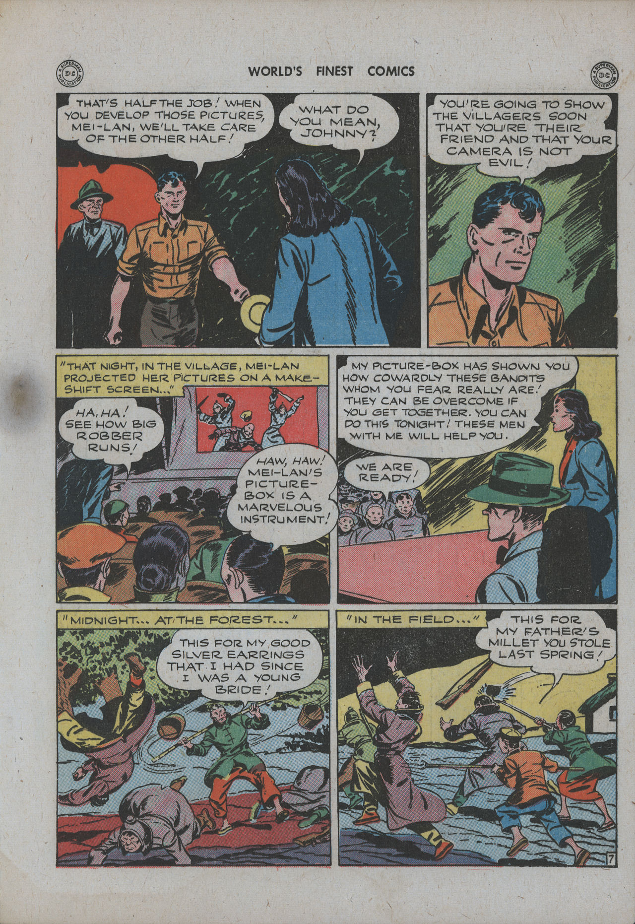 Read online World's Finest Comics comic -  Issue #15 - 68