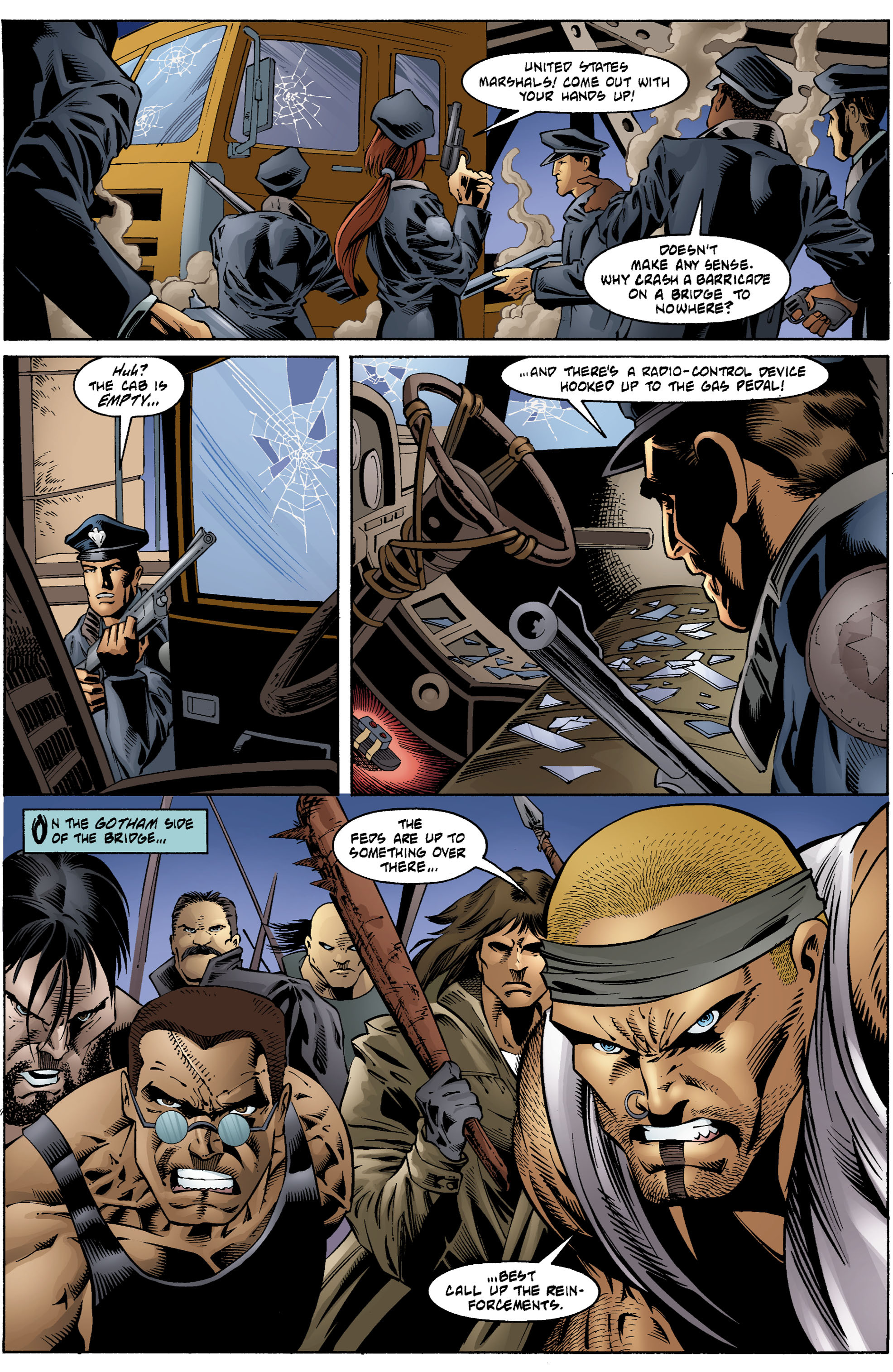 Detective Comics (1937) 736 Page 5