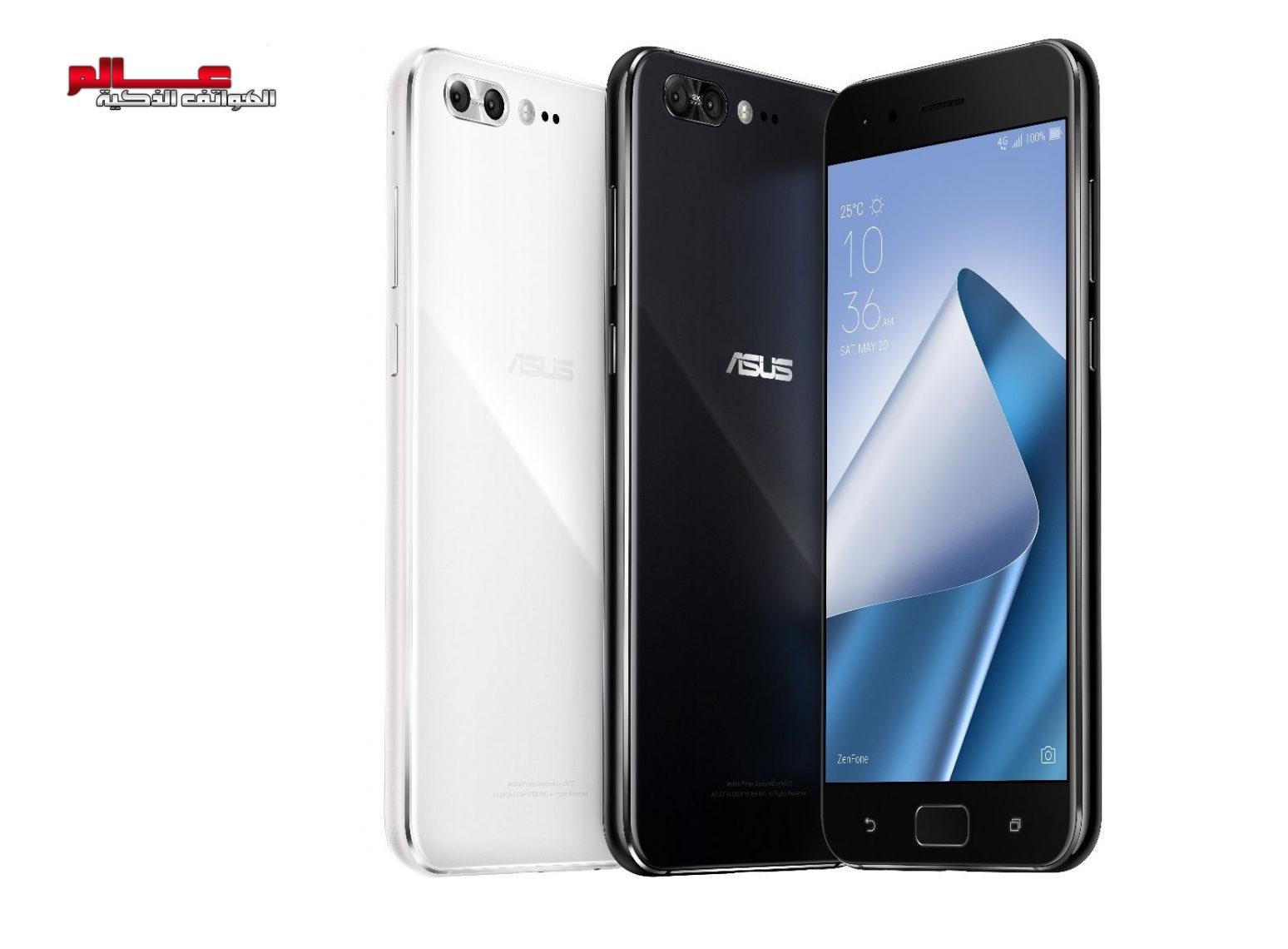 موصفات و مميزات هاتف أسوس Asus Zenfone 4 Pro