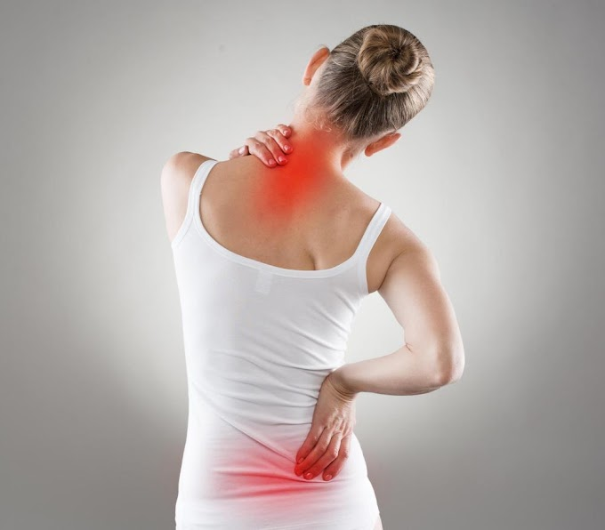 Back pain: Types, Causes, Symptoms, Treatment and Prevention